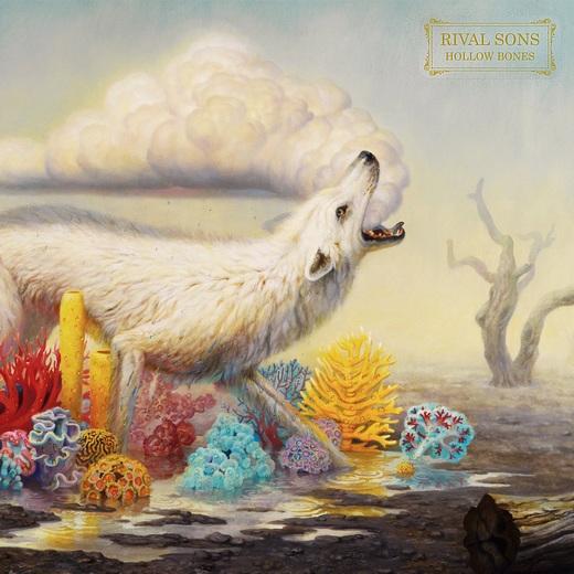 RIVAL SONS - Hollow Bones (2016) full