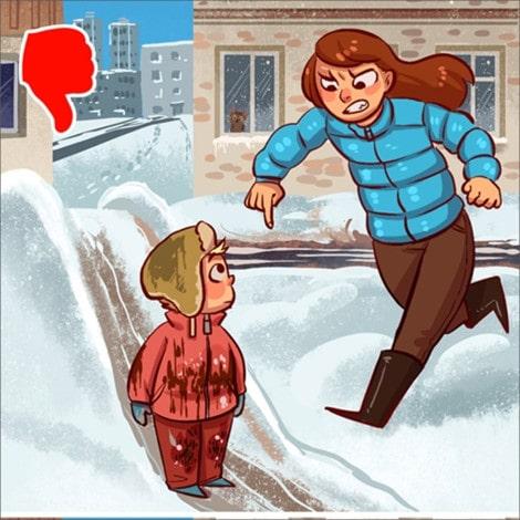 9 bí quyết áp dụng hình phạt hiệu quả mà vẫn an toàn cho bé