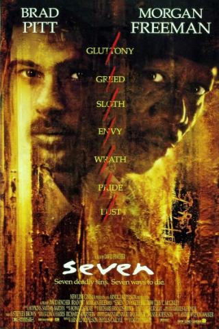 Seven [1995] [DVDR] [NTSC] [Latino]