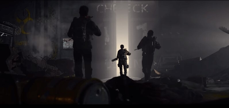 The Division 2 New Enter the Dark Zone Trailer