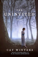 The Uninvited by Cat Winters book cover and review