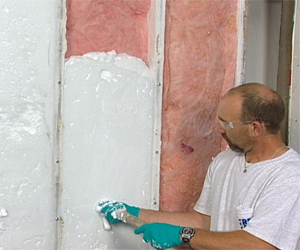 InsulSmart Interior Foam Insulation By The Hayes Company