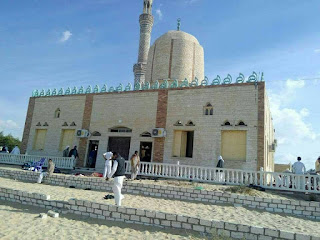 Egypt Arish mosque attack: victims of the attack to 155 dead and 120 injured