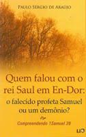 Quem falou com o rei Saul