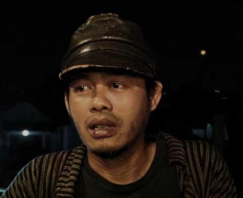 Sajak Bang Iwan Bonick Saat Syukuran 1 Tahun Perpusjal Bekasi