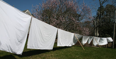 Image result for laundry on the clothesline