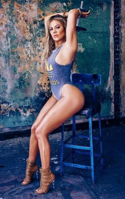 Khloe Kardashian porno