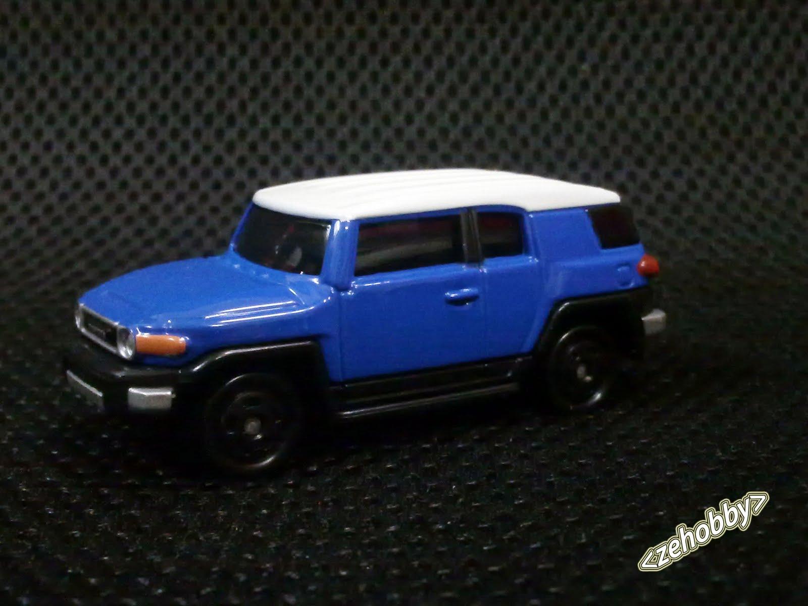 Zehobby Tomica Toyota FJ Cruiser