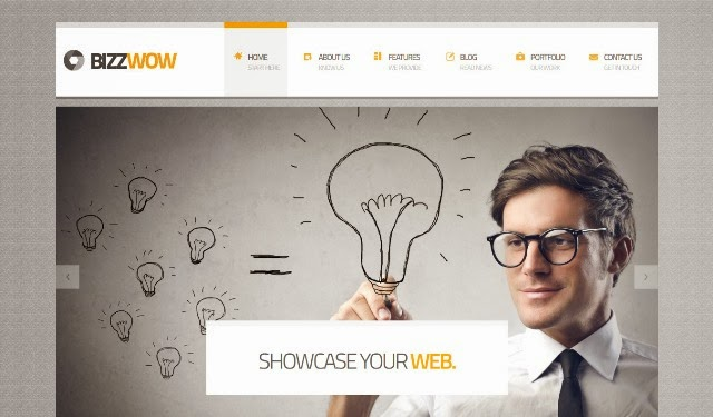 Bizz Wow - Corporate Business Responsive Template
