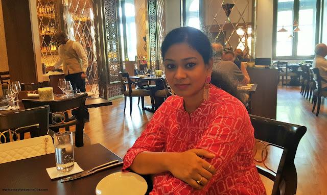 Saha's Restaurant Singapore