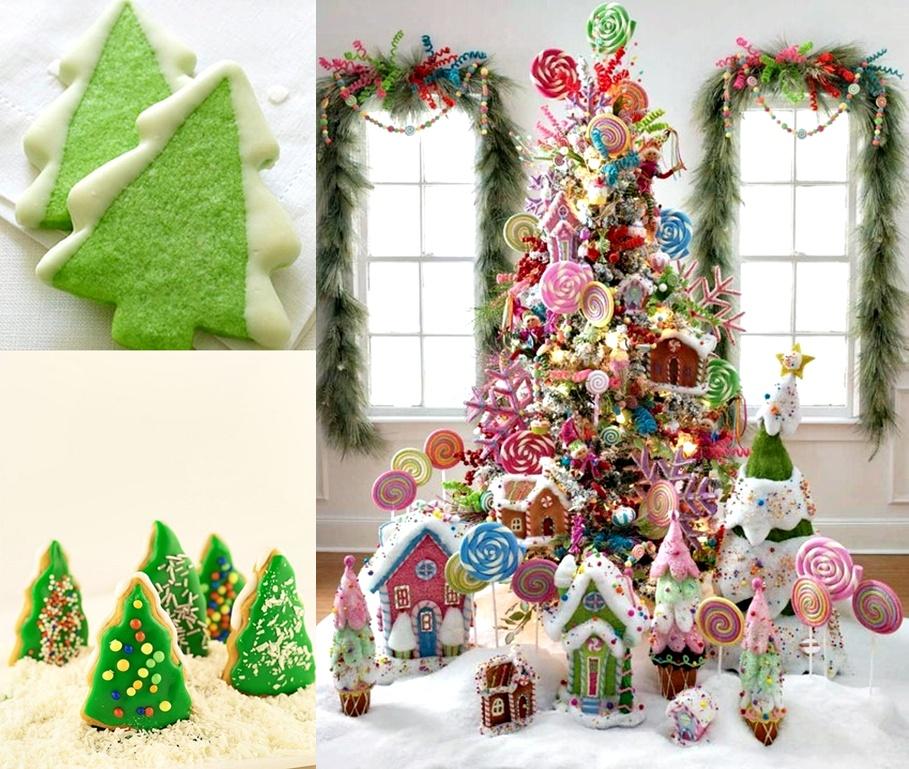 Xmas Tree: Pop Culture And Fashion Magic: Original Christmas Trees Ideas