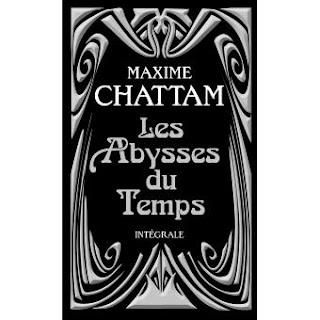 Maxime Chattam Abysses du Temps