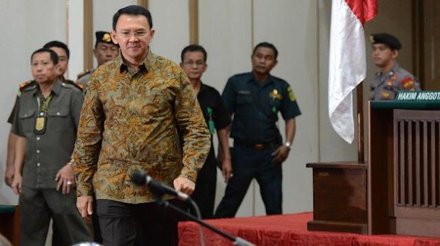 Buni Yani Divonis Bersalah, Menjadi Salah Satu Alasan AHOK Ajukan PK ke Mahkamah Agung...