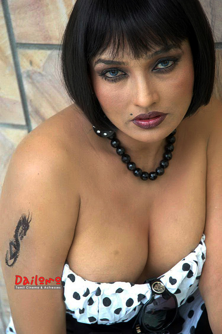 Unseen Tamil Actress Images Pics Hot Ramya Sri Huge Boobs -6445