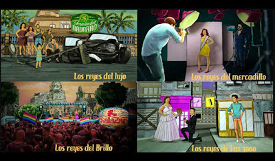 familias temporada 3 de Gipsy Kings