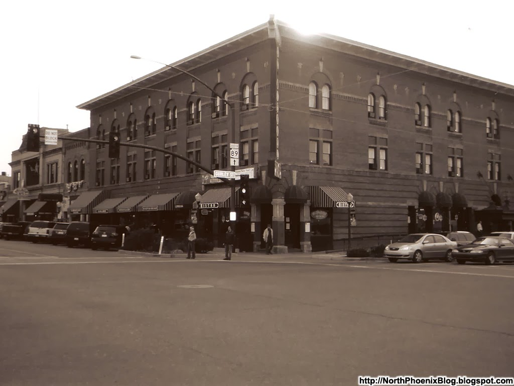 Opened In 1901 On The Site Of Former Hotel Burke Which Burned Down St Michael Quickly Became Cornerstone Whiskey Row