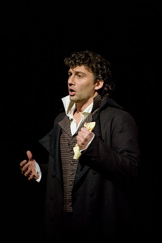 Jonas Kaufmann in Andrea Chenier at Royal Opera House -  © ROH. Bill Cooper 2015