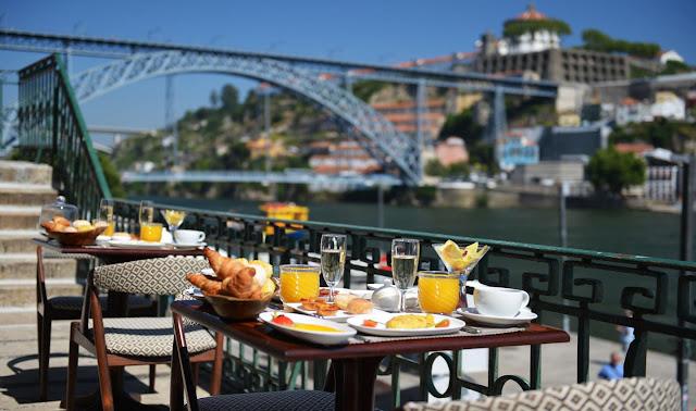 Pestana Hotel no Porto