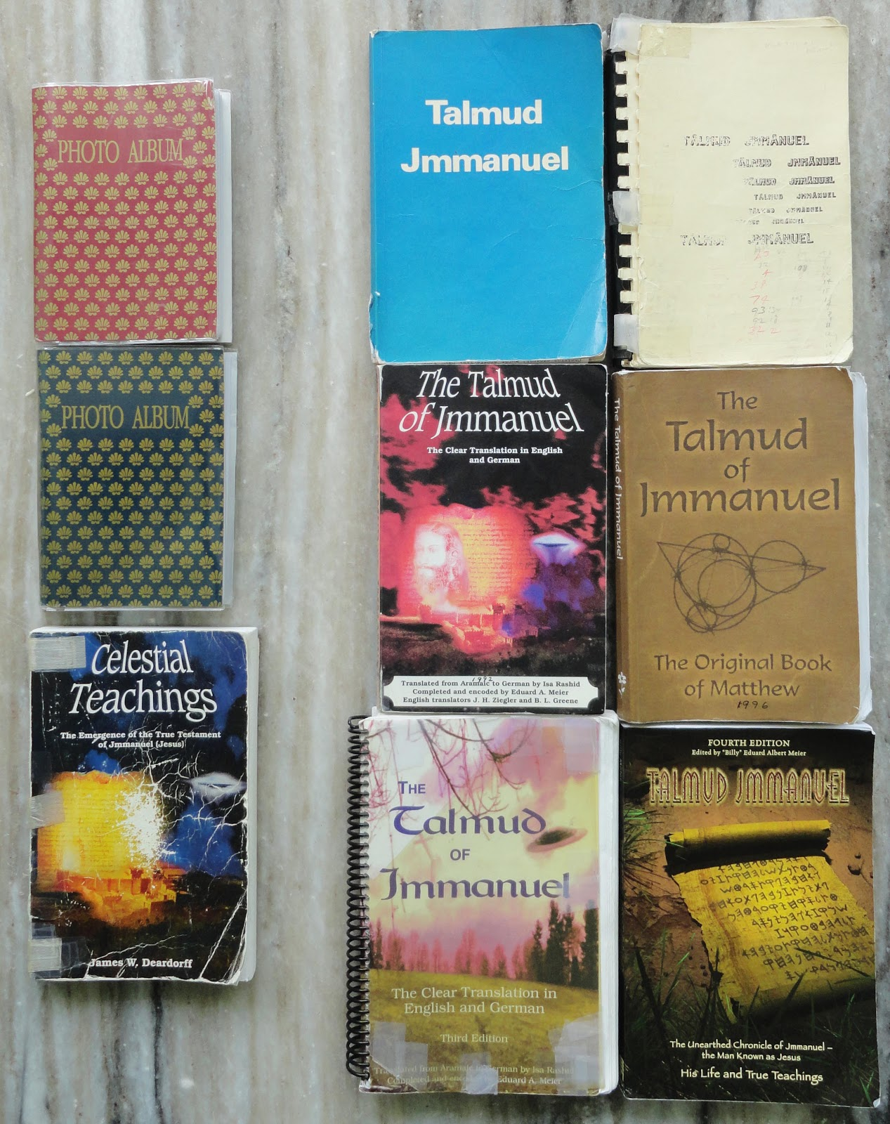 Celestial teachings james deardorff