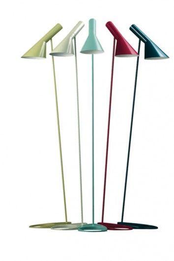 Kolekcja lamp AJ  z cyklu  ponadczasowa klasyka lat 50-tych