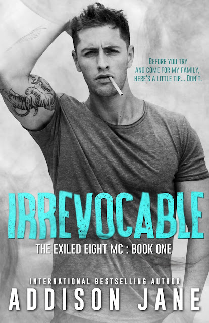Cover Reveal: Irrevocabl