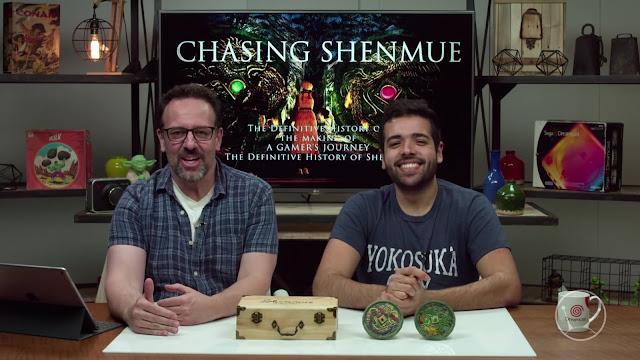 Chasing Shenmue Episode 3
