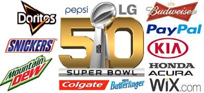 Super Bowl 2016 Commercials