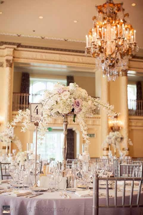 luxury wedding reception, lavender wedding flowers, Best Seattle wedding flowers