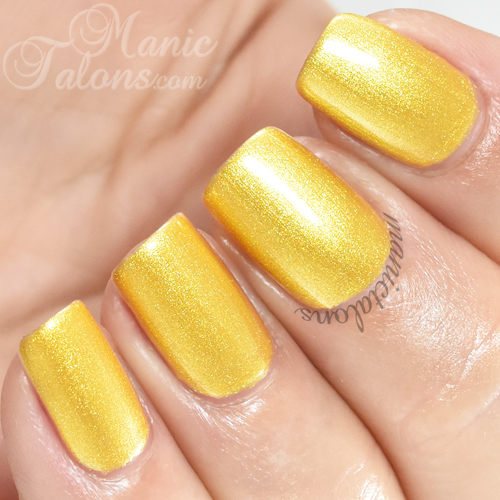 Madam Glam Gel Polish Pharaoh Swatch