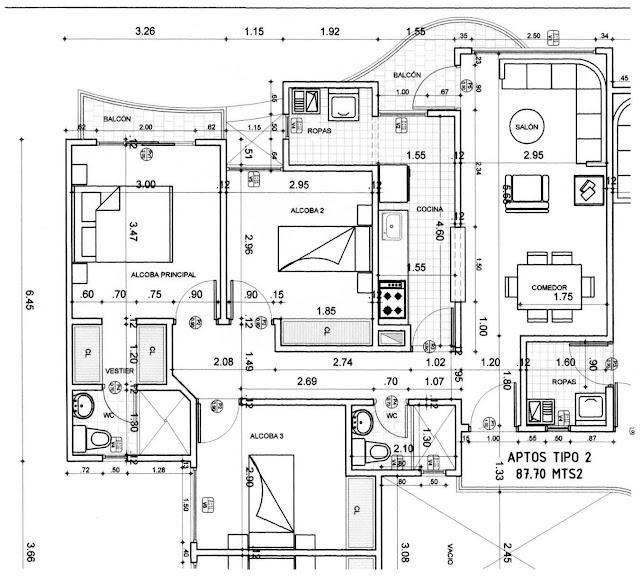 Que es y para que sirve un plano arquitectonico planos for Planos arquitectonicos de casas