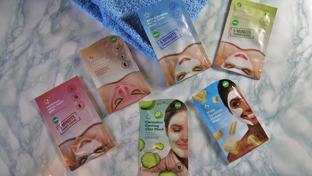 Superdrug Face Mask Sachets Review