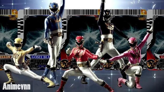 Ảnh trong phim Tokumei Sentai Go-Busters the Movie 2