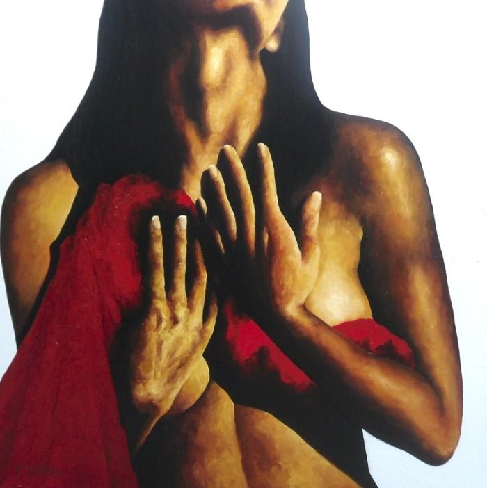 Художница из Австралии. Trisha Lambi 9