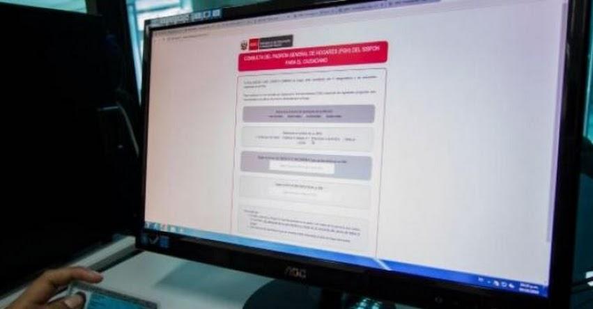 PRONABEC: Postulantes a Beca 18 deben tramitar clasificación sisfoh con anticipación - www.pronabec.gob.pe