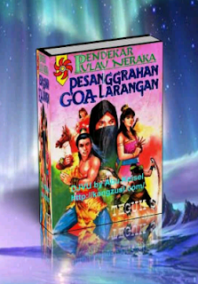 Cerita silat Indonesia Serial Pendekar pulau Neraka