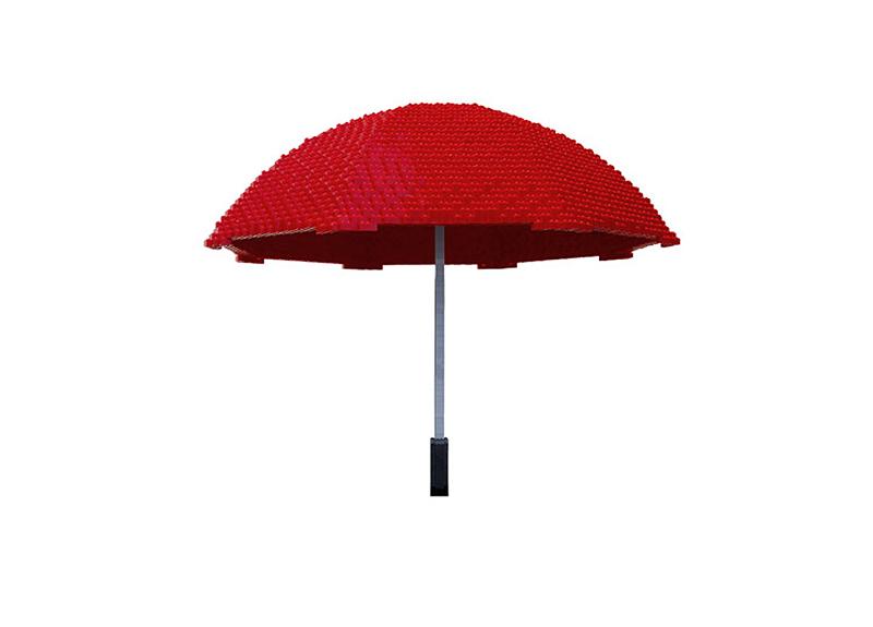 Umbrella nathan sawaya dean west In Pieces