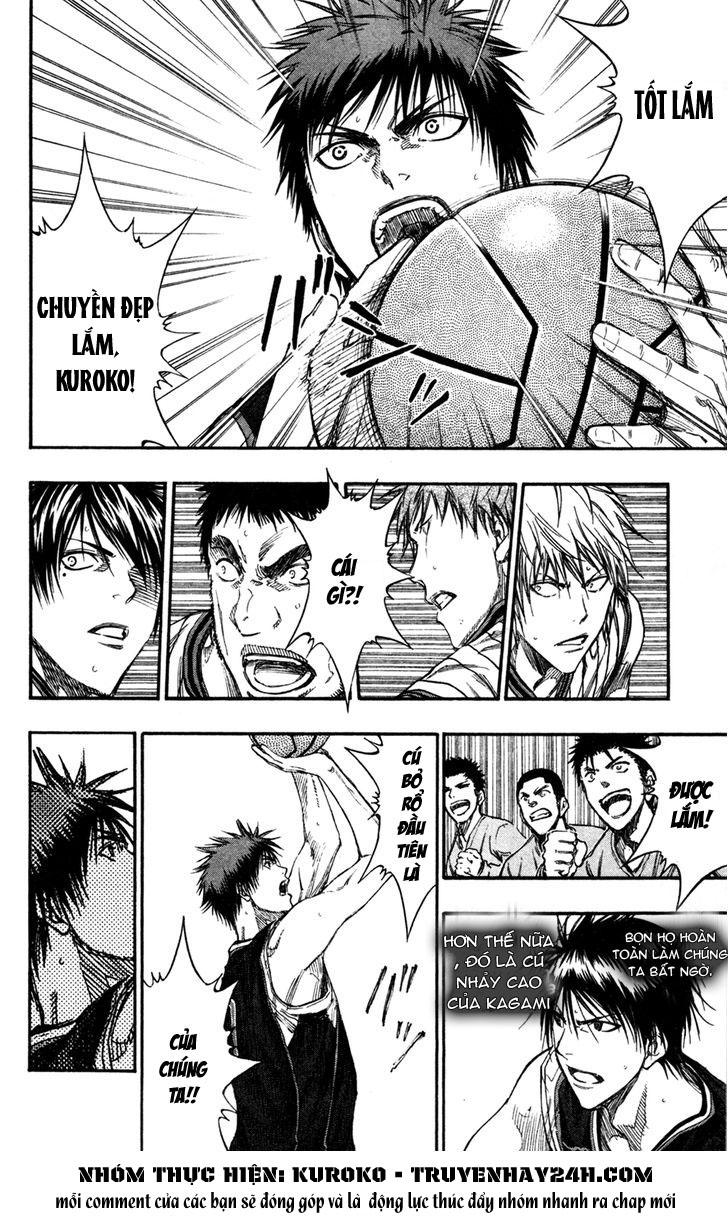 Kuroko No Basket chap 146 trang 14