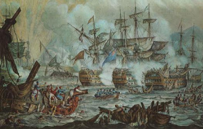 gambar perang malaka
