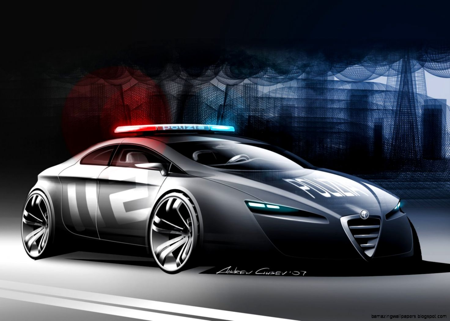 Cool american police cars amazing wallpapers