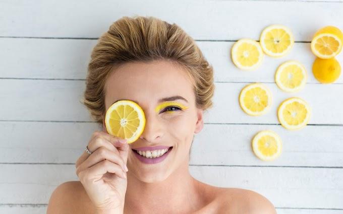 O poder da vitamina c' para a pele