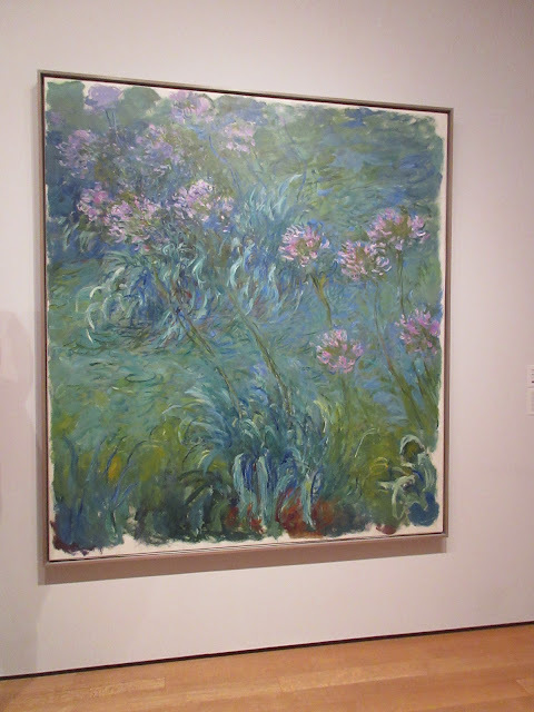 Les Nympheas, Claude Monet, MoMA, Museum of Modern Art, New York,  Elisa N, Blog de Viajes, Lifestyle, Travel