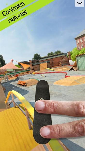 Baixar Touchgrind Skate 2 v 1.6.1 apk mod TUDO DESBLOQUEADO