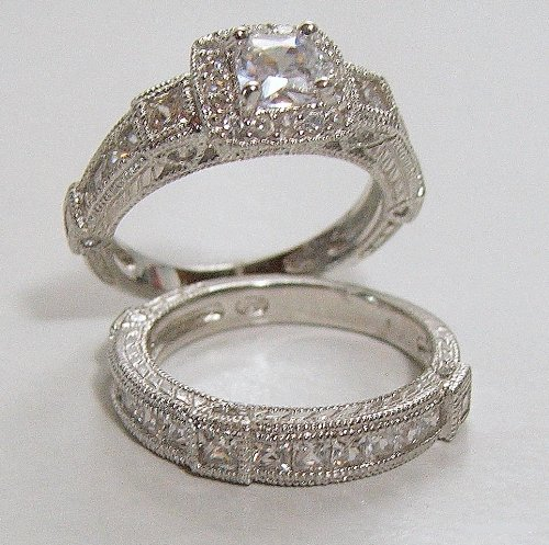 Vintage Wedding Ring Sets - Wedding Ideas