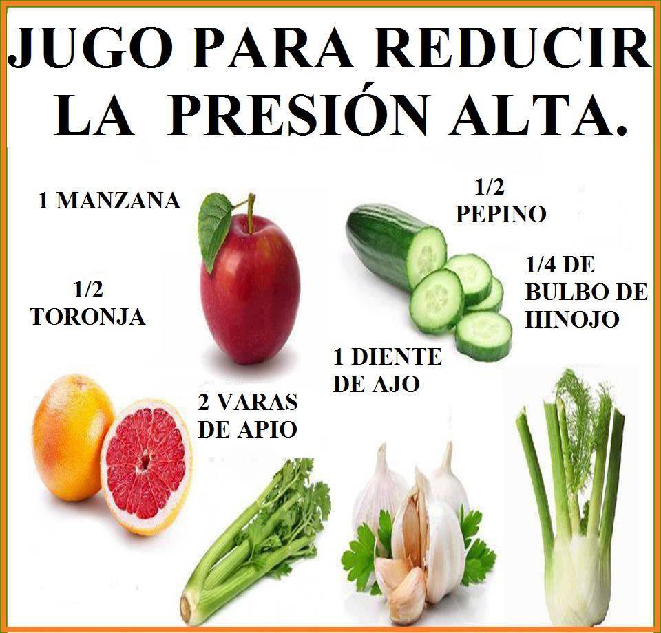 Mente Cuerpo Sano Remedios Caseros Y Naturales Para La Presión Alta