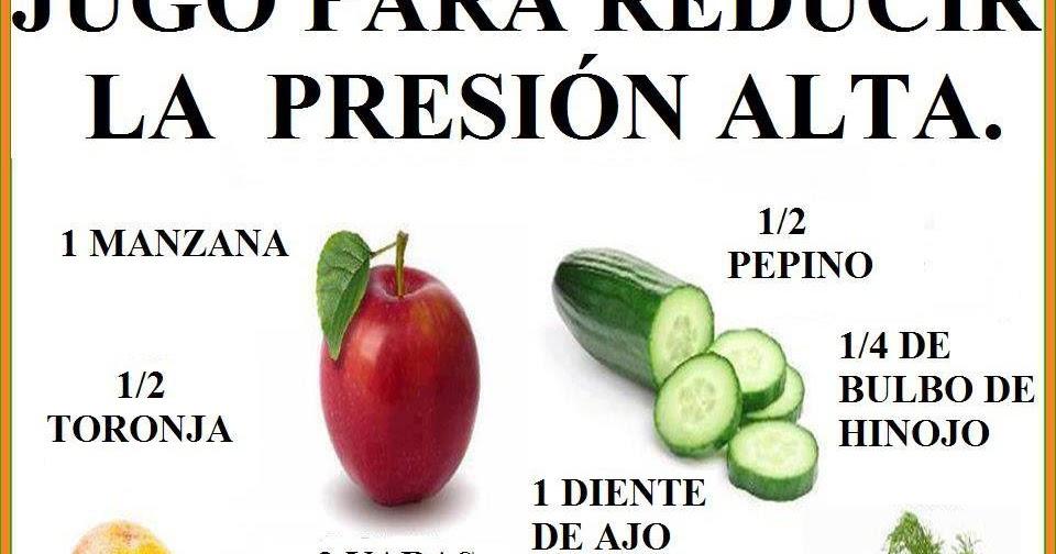 REMEDIOS CASEROS Y NATURALES PARA LA PRESIÓN ALTA - MENTE..