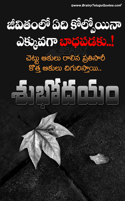Inspiring Good Morning Words In Telugu With Hd Wallpapers Free Download