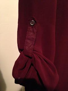 Primark Burgundy Shirt