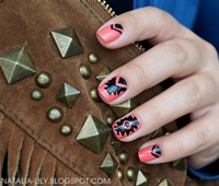 http://natalia-lily.blogspot.com/2014/09/aztec-nails-coral-black-with-miyo.html