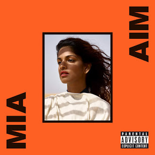 M.I.A. - AIM (Deluxe) (2016) - Album Download, Itunes Cover, Official Cover, Album CD Cover Art, Tracklist