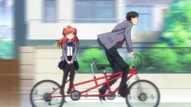 Gekkan Shoujo Nozaki-Kun di Rekomendasi Anime Romance - Shoujo terbaik